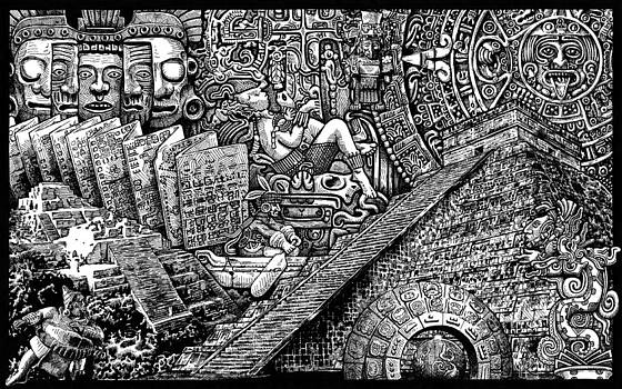 Mayannual by Matthew Ridgway