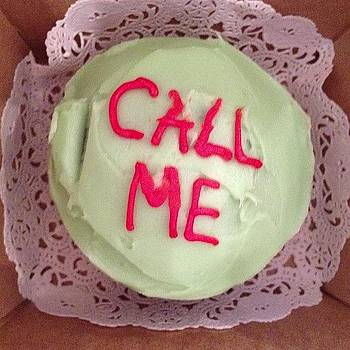 Maybe..#clementine #cupcake by Christa Milster