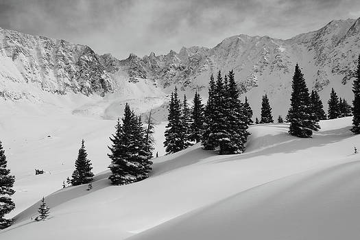 Mayflower Gulch Monochrome by Eric Glaser