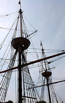 Sherlyn Morefield Gregg - Mayflower II