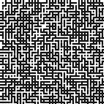 Maze by Coal