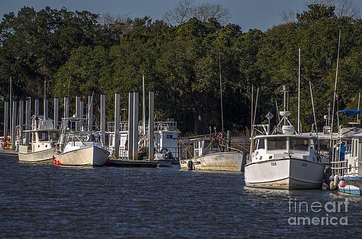 Dale Powell - McCellanville SC Marina