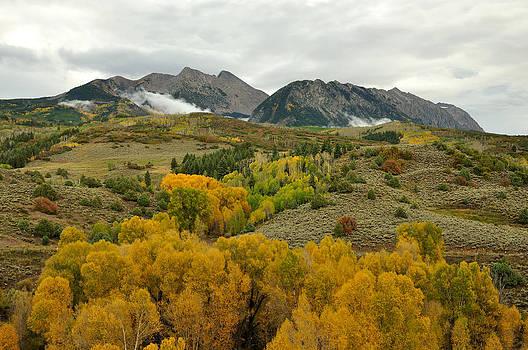 Mcclure Pass by Adam Paashaus