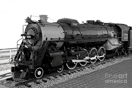 McComb locomotive by Russell Christie