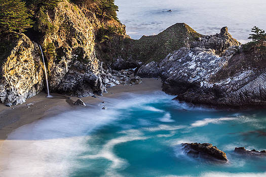 Priya Ghose - McWay Falls in Big Sur California