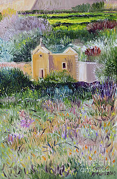 Mdina Chapel by Catrina louise  Attard