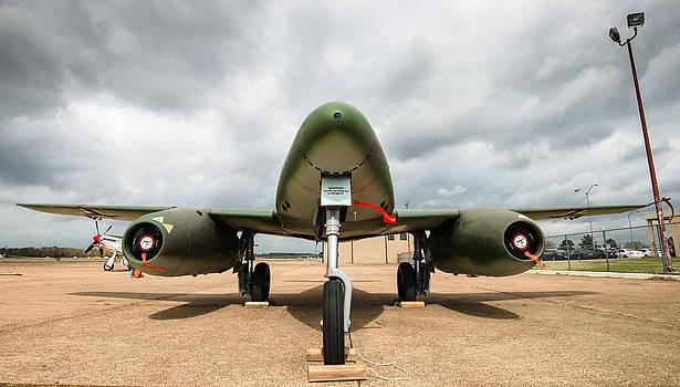 Alan Roberts - ME-262 Front