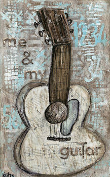 Me And My Guitar by Kirsten Reed