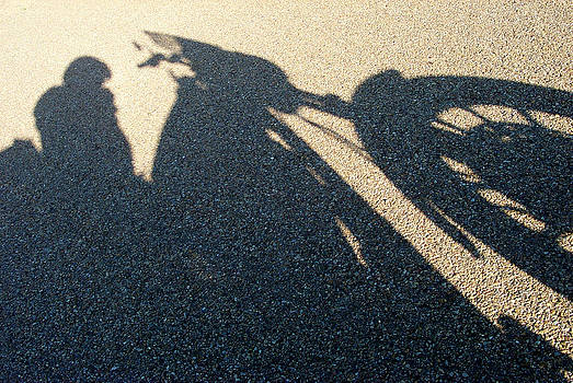 Me And My Shadow by Keith May