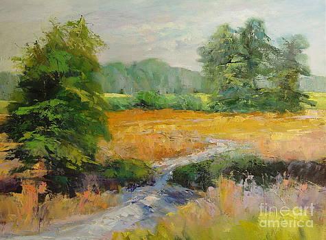 Meadow Path by Virginia Dauth