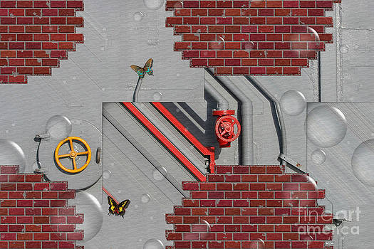 Liane Wright - Mechanical - Abstract