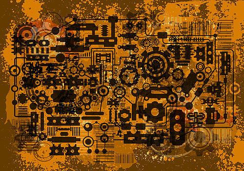 Mechanism by Adz Akin