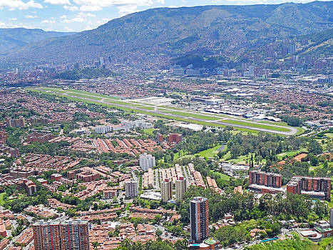 Medellin by Juan Correa