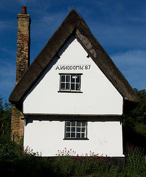Medieval Cottage England by Austin Brown