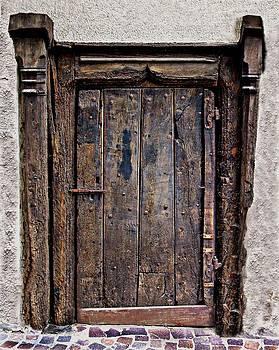 Medieval door by Russ Murry
