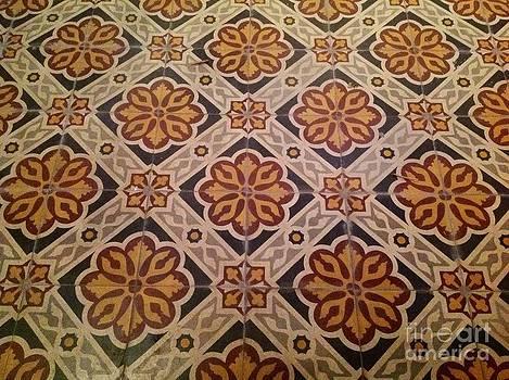 Medieval Tiles by France  Art