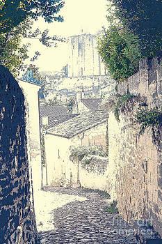 Heiko Koehrer-Wagner - Medieval Lane in Saint-Emilion