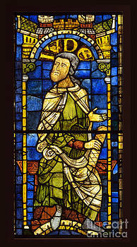 Medieval Stained Glass II by John Gaffen