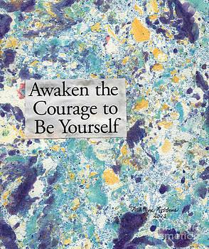 Meditate 1 by Marlene Robbins