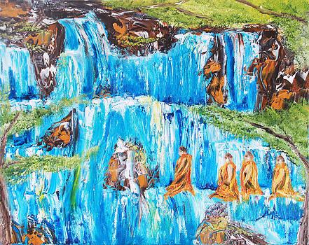 Meditation Falls by Tara Richelle