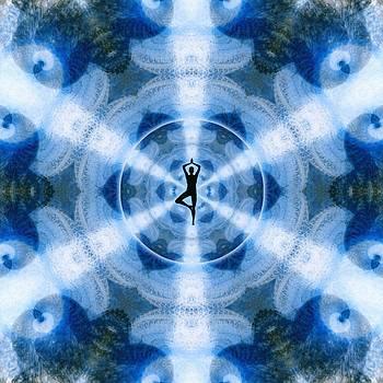 Meditation Galaxy 3 by Derek Gedney