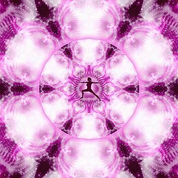 Meditation Galaxy 4 by Derek Gedney