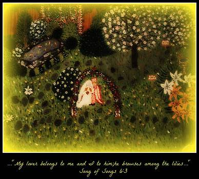 Maryann  DAmico - Meditation Number 5 on Song of Songs