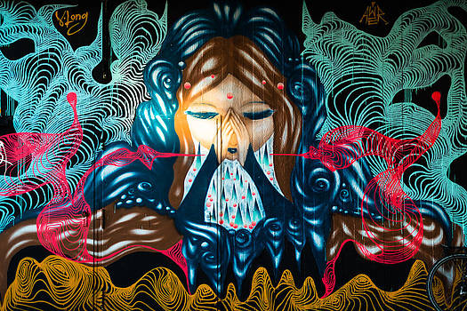 Meditation by Pedro Nunez