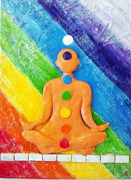 Meditation by Raya Finkelson