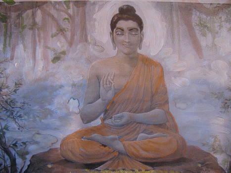 Meditational Peace by Vikram Singh