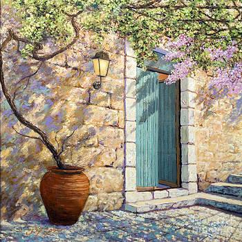 Mediterranean Scent by Miki Karni