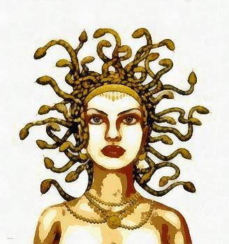 Medusa by Patrick OHare