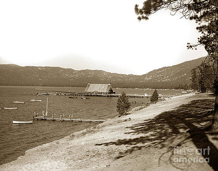 California Views Mr Pat Hathaway Archives - Meeks Bay Lake Tahoe California Lake Tahoe circa 1950