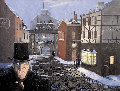 Dave Rheaume - Meet Ebenezer Scrooge