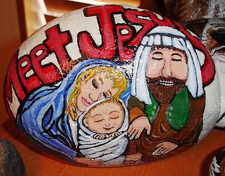 Meet Jesus by Melissa Penny