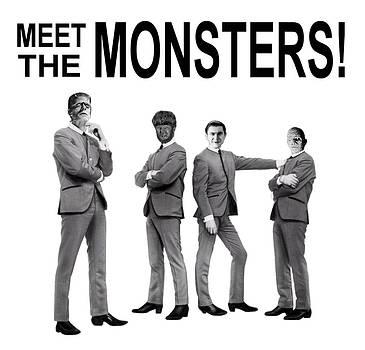 Meet The Monsters by Jack Joya