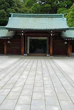 Robert Meyers-Lussier - Meiji Shrine Path No. 2