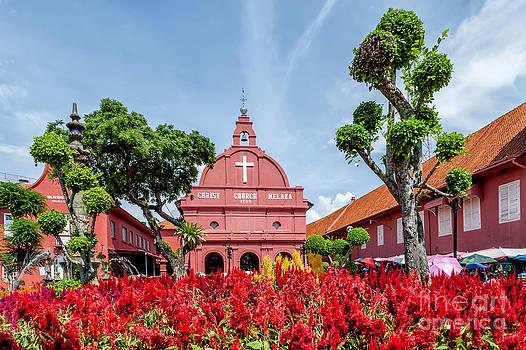 Adrian Evans - Melaka Red Square