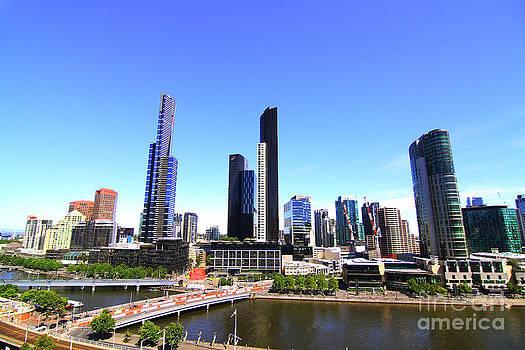 Melbourne by Fir Mamat