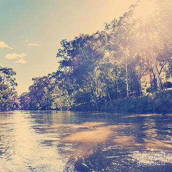 Tim Hester - Melbourne Yarra River Vintage
