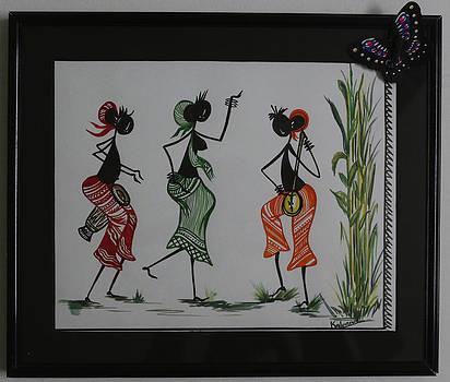 Melody by Kalpana Somalwar