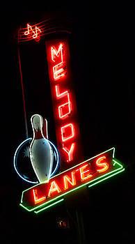Melody Lanes by Ami Clayton
