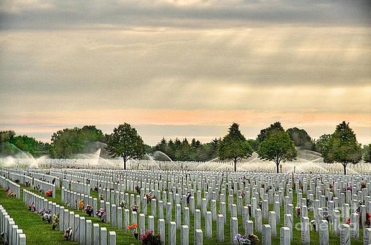 Wayne Moran - Memorial Day Fort Snelling