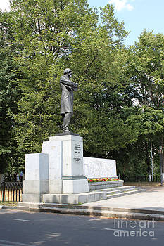 Memorial by Evgeny Pisarev