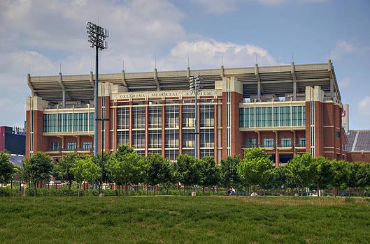 Ricky Barnard - Memorial Stadium