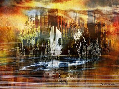 Memories of Atlantis by Stefano Popovski