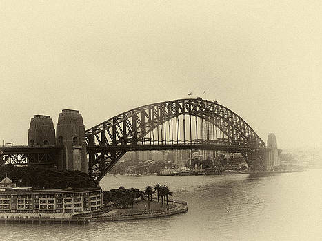 Julie Palencia - Memories of Sydney Harbor