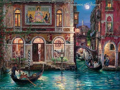 Memories of Venice by Cao Yong