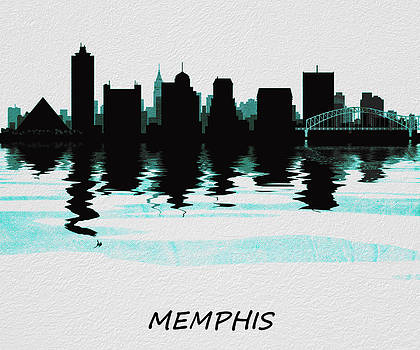 David Pringle - Memphis Skyline