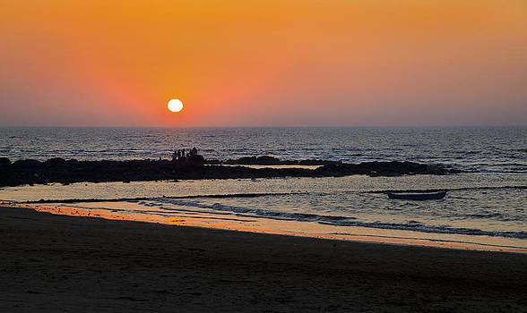 Kantilal Patel - Menori Bel Sundown